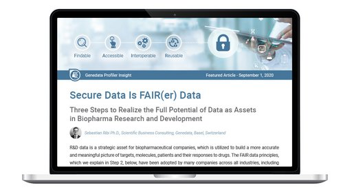 FAIR Data & Data Security